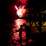 Night of Silhouettes - Photographing 4th of July