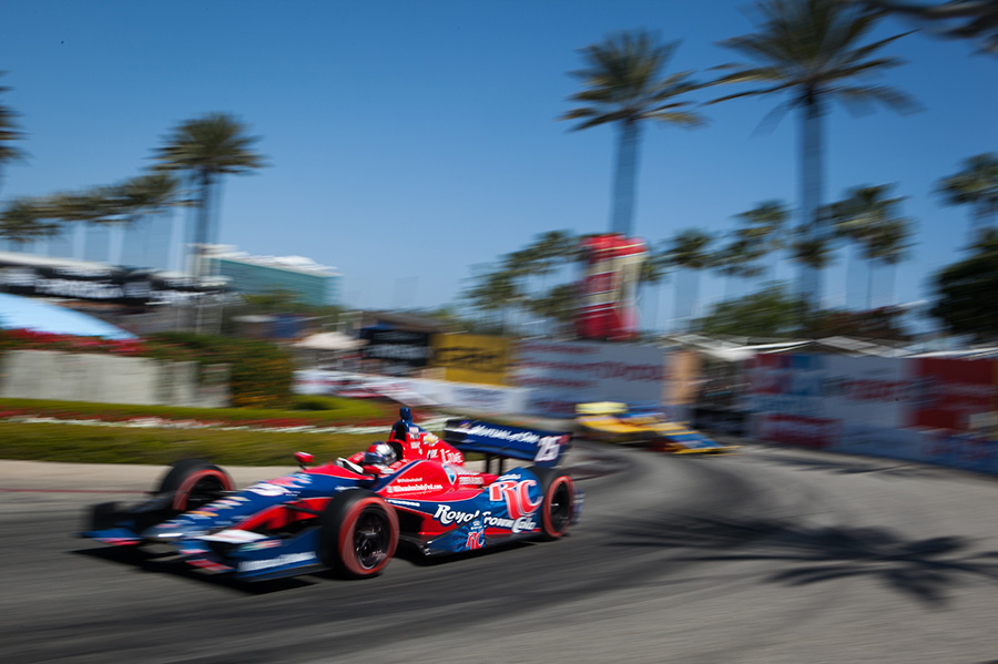 Toyota Grand Prix of Long Beach 2013